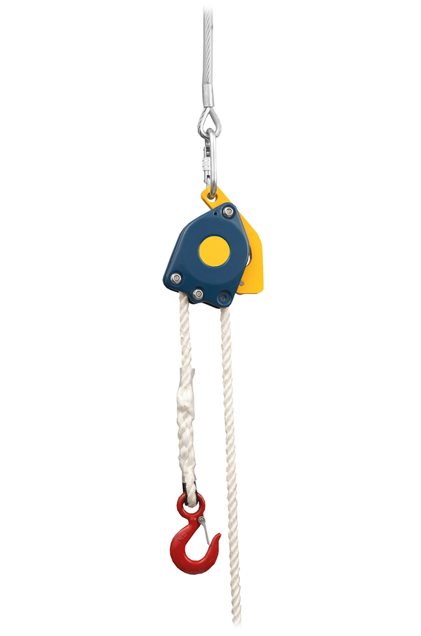 Pulley Block With Brake And Rope Options 20m 30m 50m