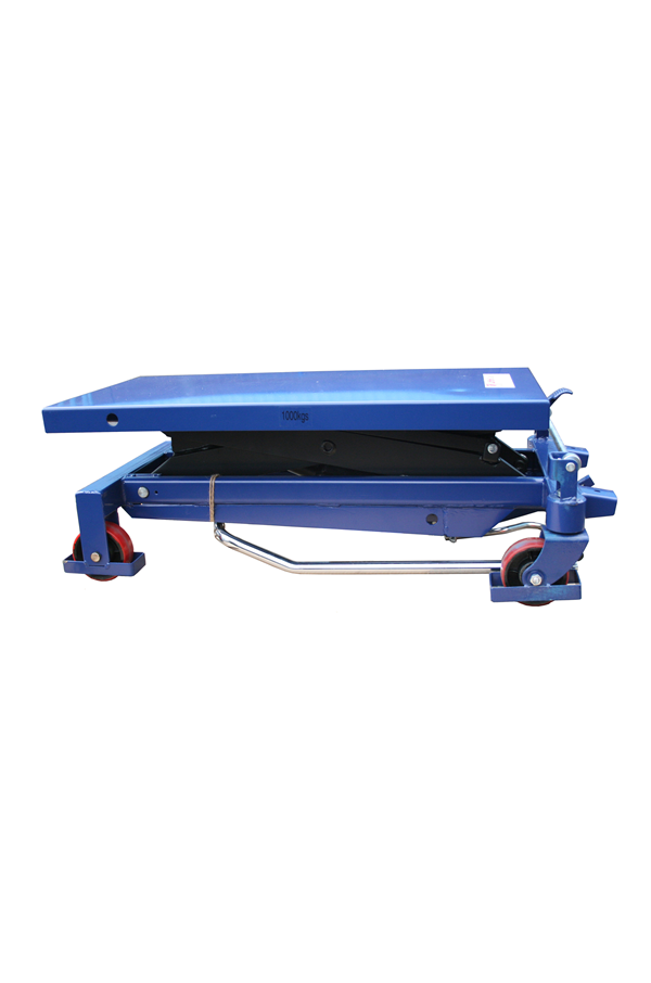 Scissor Lift Hydraulic Platform Table 1000kg Pt03325