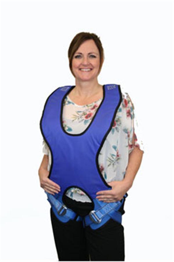 Female Safety Harness M Xl By G Force Gfp 10f