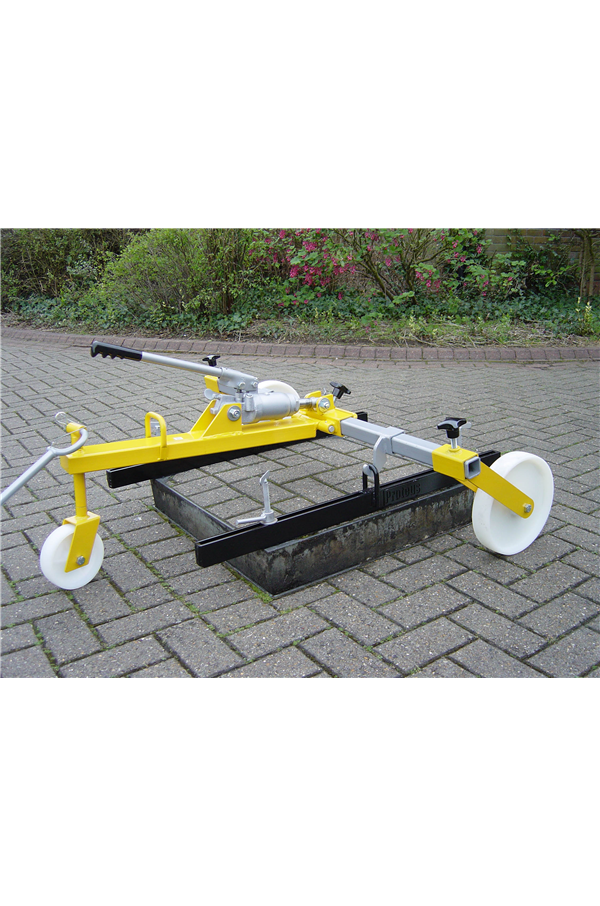 Hydraulic Manhole Cover Lifter Hmcl Rs Safetyliftingear