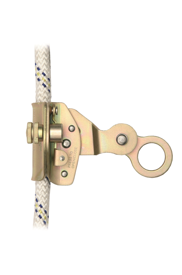 Guided Fall Arrester For 14mm Rope Gfac012