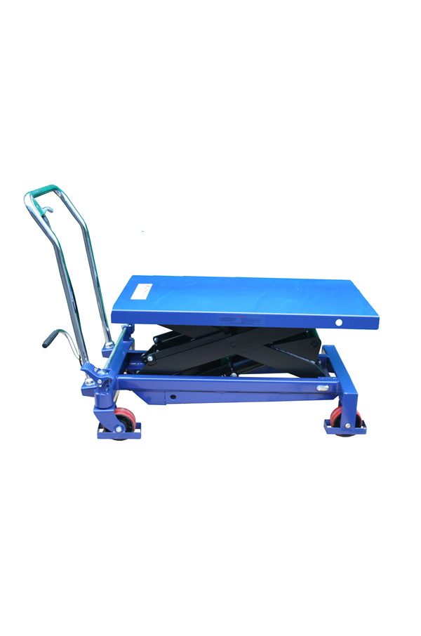 Scissor Lift Hydraulic Platform Table 1000kg Pt03325 Safetyliftingear