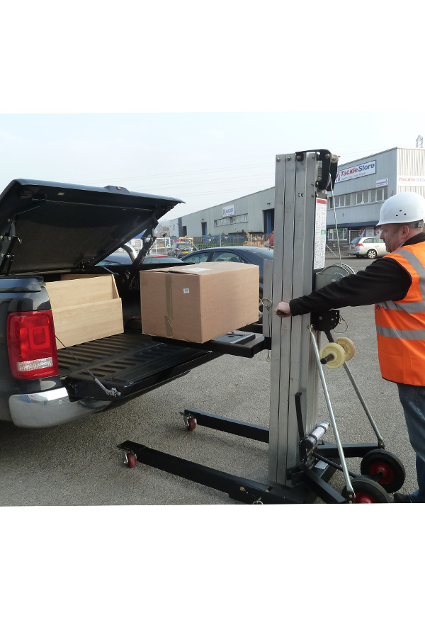 Material Lift Safety : Material lift ft lslga