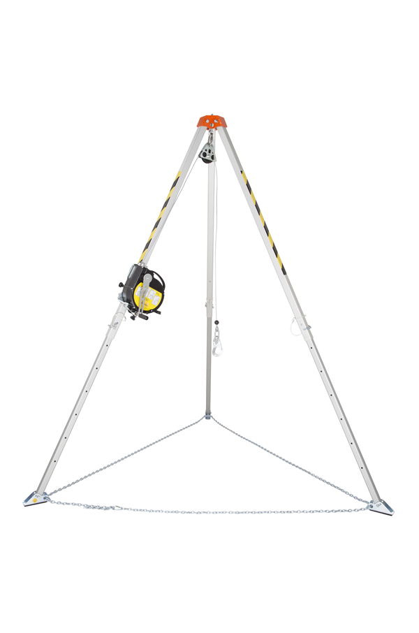 TM9 Tripod & Fall Arrest Retrieval Block 15mtr