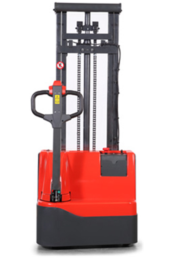 1000kg Powered Electric Stacker