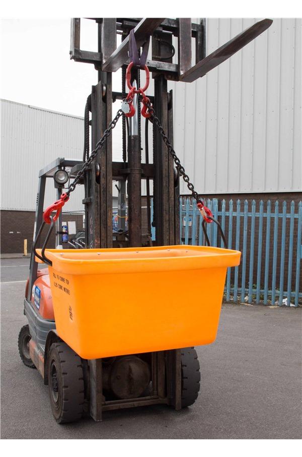 250ltr Crane Lift Mortar Tub Mor Tub Level
