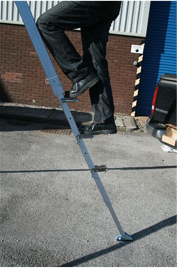 Lifting Tripod Shear Legs Wll 1 Tonne Adjustable Tm11