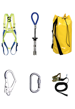 Ladder Safety Fall Protection Kits