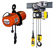 Electric Hoists three phase