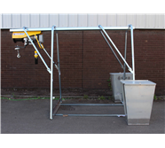 Builders Gantry Hoists