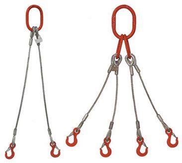Multi Leg Wire Rope Slings