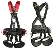 Rope Access Safety Harnesses