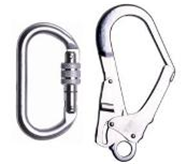 Karabiners and Hooks
