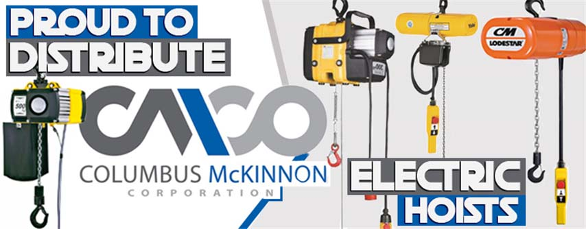 CMCO Electric Hoists