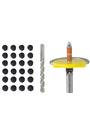 Worksafe Removable Wall Anchor Kit