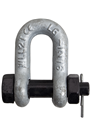 4.75 Ton Alloy Dee Shackle, Safety Pin by LiftinGear.