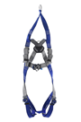 IKAR IKG2BR Quick Release Two Point Rescue Harness