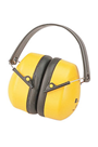 Pro Ear Defenders Yellow/Black