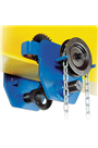 Tractel CORSO 10000kg Geared Beam Trolley