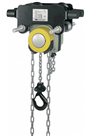 Yalelift 360 Integral Push Trolley Chain Hoist 1000kg