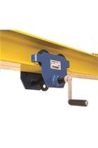 Tractel CORSO 1000kg Push Beam Trolley