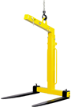 CAMLOK TKG2.0VHS 2000kg Self Weight Balance Crane Forks