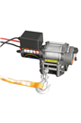 24vDC Electric Vehicle/Boat Winch 2500LBS (1136kgs)