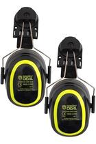 Premium Clip On Ear Defenders - SNR 33dB