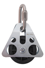 PL101 Rope Pulley Block