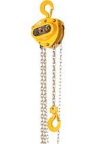 KITO 2500kg CB025 Chainblock HOL:3mtr