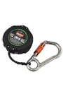 Ergodyne SQUIDS 3010 Retractable Tool Lanyard Single Carabiner