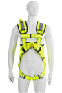 P30 2 Point Full Safety Harness + High Viz (Yellow)