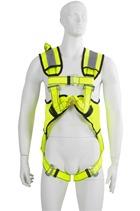 P30 2 Point Full Safety Harness + High Viz (Yellow)