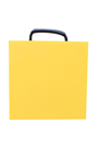 Hi-viz 400x400x40mm Square Outrigger Pad