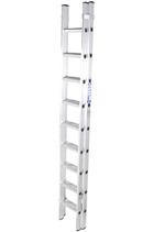 Heavy Duty EN131 Double Extension Ladder 2.4mtr