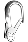 LifeGear 23kN Steel Scaffold Hook 56mm Opening