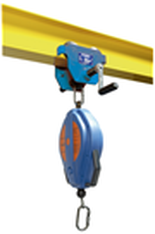 Tractel CORSO Roll Beam Push Trolley 58-220mm