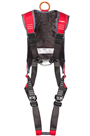 Heightex H11QR PHOENIX Red Professional Rescue Harness Quick Connect