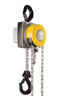 YaleLift 360degree Hand Chainblock 1000kg SWL