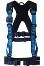 Tractel HT55A Quick Release Comfort 2 Point Safety Harness