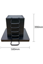 Eco-Stak 70 Kit 5 Stackable Jacking Blocks