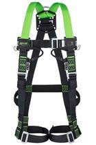 Miller 1032839 H-Design Size 1 2pt Rapco Full Body Harness 2 Loops