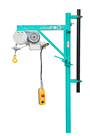 Imer ET200N 200kg Scaffold Hoist 30mtr lift