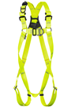 Ridgegear RGH5 High Visibility Rescue Harness