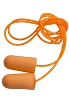 Pair of PU Corded Ear Plugs SNR:35dB