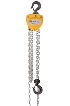 Yale 250kg VSIII Manual Chainblock 3mtr to 15mtr