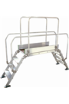 Industrial Bridging Steps 90x53cm Platform