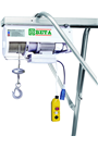 Builders Gantry Hoist 500kg 110volt package