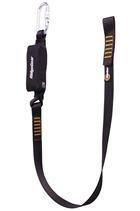 Ridgegear RGL1 Single Leg Webbing Lanyard & Shock Absorber