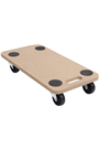 200kg MDF Wooden Dolly Trolley 580x290mm
